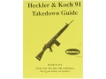 "Product detail of Radocy Takedown Guide ""HK 91"""