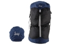 "Product detail of Slumberjack Deluxe Compression Stuff Sack 11"" x 21"" Nylon Navy Blue"