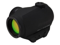 Product detail of Aimpoint Micro T-1 Tactical Red Dot Sight 4 MOA with Picatinny-Style Mount Matte