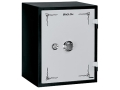 Product detail of Stack-On Fire Resistant Personal Safe Combination Lock Black with White Door