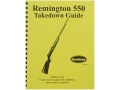 "Thumbnail Image: Product detail of Radocy Takedown Guide ""Remington 550"""