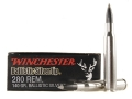 Thumbnail Image: Product detail of Winchester Supreme Ammunition 280 Remington 140 G...