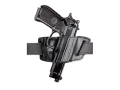 Product detail of Safariland 527 Belt Holster Right Hand Beretta 92, 96, Taurus PT 92, PT 99 Laminate Black