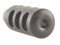 "Product detail of Holland's Quick Discharge Muzzle Brake 9/16""-28 Thread .580""-.650"" Barrel Tapered Chrome Moly"