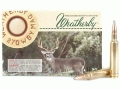 Product detail of Weatherby Ammunition 270 Weatherby Magnum 150 Grain Nosler Partition Box of 20