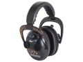Thumbnail Image: Product detail of Walker's Elite Power Muffs QUAD Electronic Earmuf...
