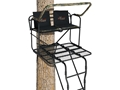 Product detail of Big Game The Partner Pro Double Ladder Treestand Steel Black