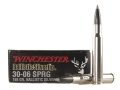 Product detail of Winchester Supreme Ammunition 30-06 Springfield 168 Grain Ballistic Silvertip