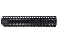 Product detail of SI Defense 2-Piece Customizable Quad Rail Free Float Handguard LR-308 Rifle Length Matte