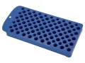Product detail of Frankford Arsenal Universal Reloading Tray 50-Round Plastic Blue