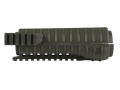 Product detail of Mako Tri-Rail Handguard AR-15 Carbine Length Polymer
