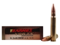 Product detail of Barnes VOR-TX Ammunition 9.3x62mm Mauser 286 Grain Triple-Shock X Bul...