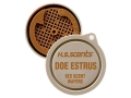 Product detail of Hunter's Specialties Primetime Scent Wafers Doe Estrus Deer Scent Pack of 3
