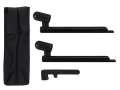 Product detail of TecLoader Shotgun Speedloader Kit Mossberg 500, 590 12 Gauge Polymer Black