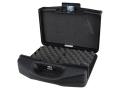 Product detail of Franzen ArmLoc 2 Locking Pistol Case Kevlar Black