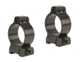 "Product detail of Talley 1"" Quick Detachable Scope Rings With Screw Lock Matte Low"