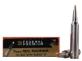 Product detail of Federal Premium Vital-Shok Ammunition 7mm Remington Magnum 140 Grain Trophy Bonded Tip Box of 20