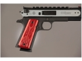 Product detail of Hogue Extreme Series Grips 1911 Government, Commander Ambidextrous Safety Cut Flames Aluminum