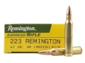 Product detail of Remington Premier Match Ammunition 223 Remington 62 Grain Jacketed Ho...
