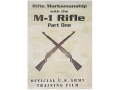 "Product detail of Gun Video ""Rifle Marksmanship with the M-1 Rifle: Part 1"" DVD"
