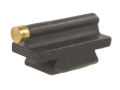 "Product detail of Williams Front Sight .290"" Height .250"" Width Steel Blue 3/32"" Gold Bead"