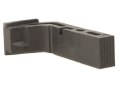 Product detail of Lone Wolf Extended Magazine Release Glock 36 Polymer Black