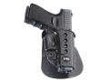 Product detail of Fobus Evolution Roto Paddle Holster Right Hand Beretta PX4 Storm Polymer Black