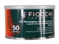 Product detail of Fiocchi Canned Heat Ammunition 223 Remington 62 Grain Full Metal Jacket Boat Tail Can of 50