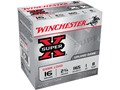 "Product detail of Winchester Super-X Game Loads Ammunition 16 Gauge 2-3/4"" 1 oz #8 Shot Box of 25"