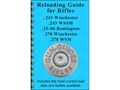 "Product detail of Gun Guides Reloading Guide for Rifles "".243 Winchester, .243 WSSM, .25-06 Remington, .270 Winchester, and .270 WSM"" Book"