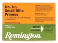 Thumbnail Image: Product detail of Remington Small Rifle Primers #6-1/2
