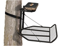 Product detail of Big Game The Boss XL Hang On Treestand Steel Black