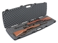 "Product detail of Plano Gun Guard SE Double Scoped Rifle Case 51-3/4"" Polymer Black"