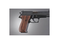 Thumbnail Image: Product detail of Hogue Fancy Hardwood Grips Sig Sauer P226 Checkered