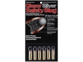 Product detail of Glaser Silver Safety Slug Ammunition 38 Super 80 Grain Safety Slug Package of 6