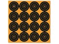 "Product detail of Birchwood Casey Big Burst BB3 3"" Bullseye Target Package of 48"