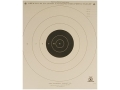 Product detail of NRA Official Pistol Target B-5 20 Yard Timed and Rapid Fire Paper Package of 100