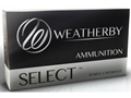 Product detail of Weatherby Ammunition 240 Weatherby Magnum 100 Grain Norma Spitzer Box of 20