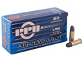 Thumbnail Image: Product detail of Prvi Partizan Ammunition 32 S&W Long 98 Grain Lea...