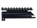 Product detail of Weaver 1-Piece Multi Slot Tactical Weaver-Style Base for SKS Matte