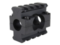 "Product detail of DoubleStar Gas Block 2 Picatinny Rail AR-15, LR-308 Lightweight Barrel .625"" Inside Diameter Aluminum Matte"