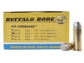 Product detail of Buffalo Bore Ammunition 475 Linebaugh 420 Grain High Velocity Lead Long Flat Nose Box of 20