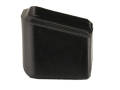Product detail of Arredondo Extended Magazine Base Pad +3 Springfield XD 40 S&W, 9mm Nylon Black