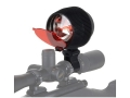 Product detail of Primos Varmint Hunting Light Nightblaster Magnum 350 Yard Gun Light Black