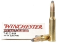 Product detail of Winchester USA Ammunition 7.62x54mm Rimmed Russian 180 Grain Jacketed Soft Point