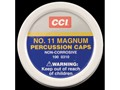 Product detail of CCI Percussion Caps #11 Magnum