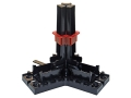 Thumbnail Image: Product detail of Bohning Helix Tower Arrow Fletching Jig Polymer