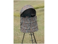 Thumbnail Image: Product detail of Big Game The Cover-All Treestand Blind Nylon Matr...