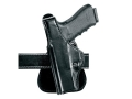 Product detail of Safariland 518 Paddle Holster Left Hand Beretta 92, 96 with Light Rail Laminate Black