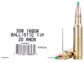 Product detail of Ultramax Remanufactured Ammunition 308 Winchester 165 Grain Nosler Ballistic Tip Box of 20